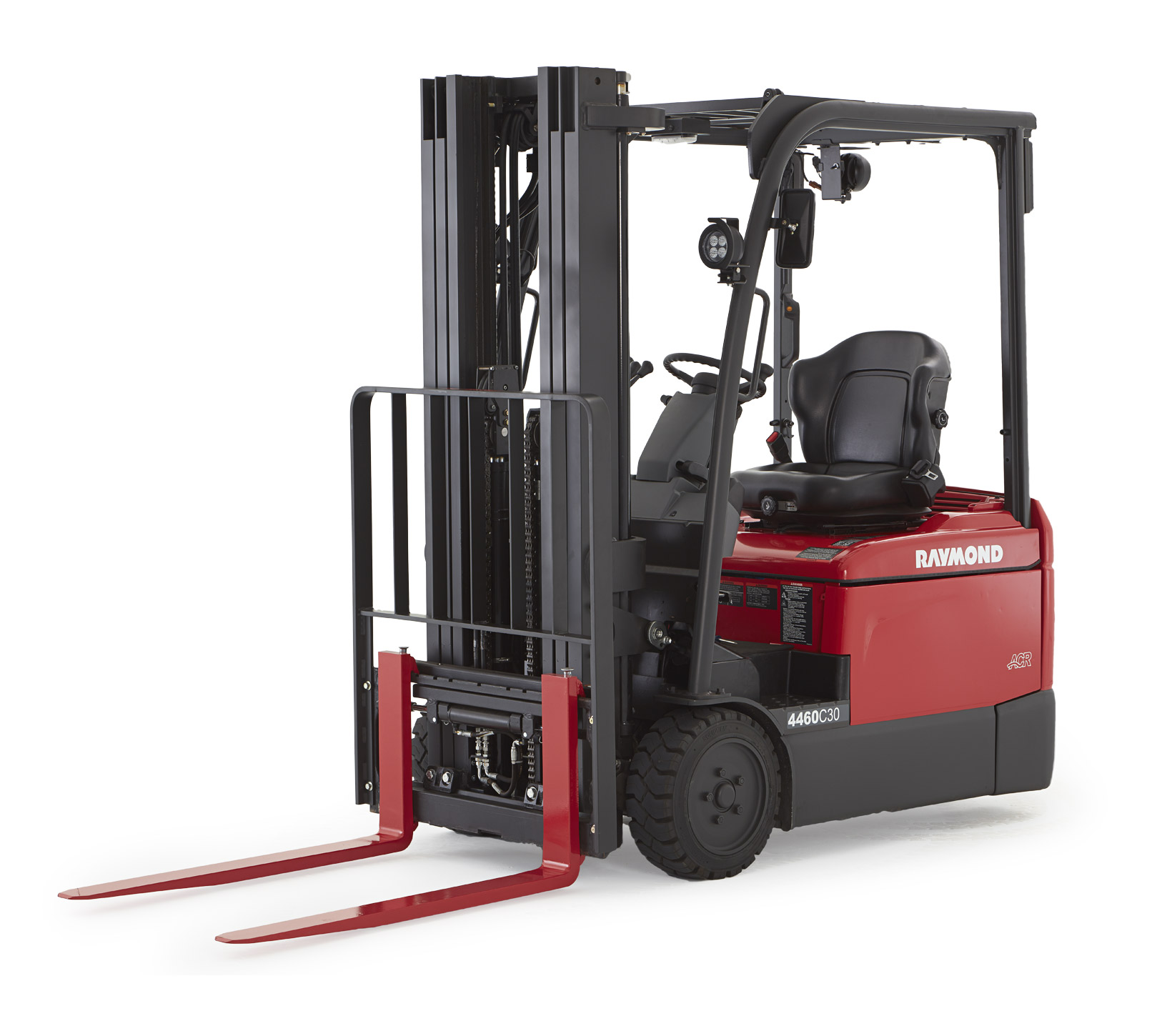 Double tap to zoom · raymond forklift