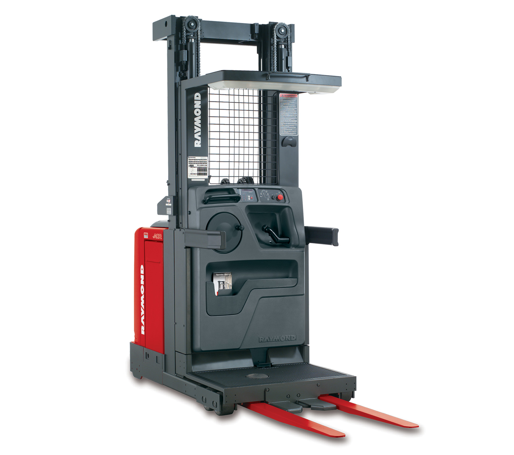 Raymond 5500 Order Picker Forklift | 5000 Series Order Pickers