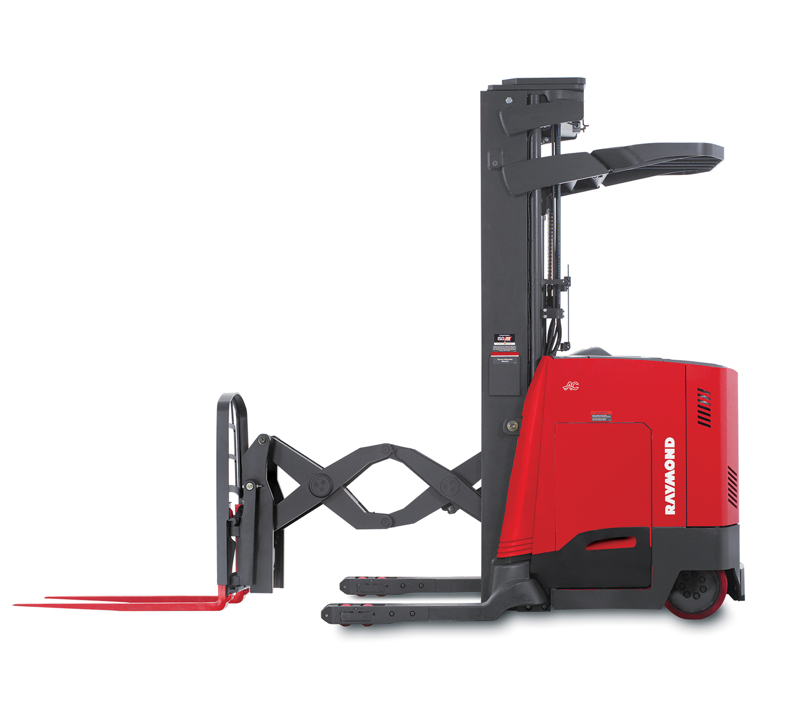 deep reach truck. Double tap to zoom