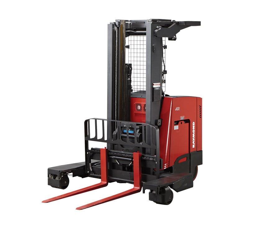 Raymond Multi-Directional Long Load Forklift