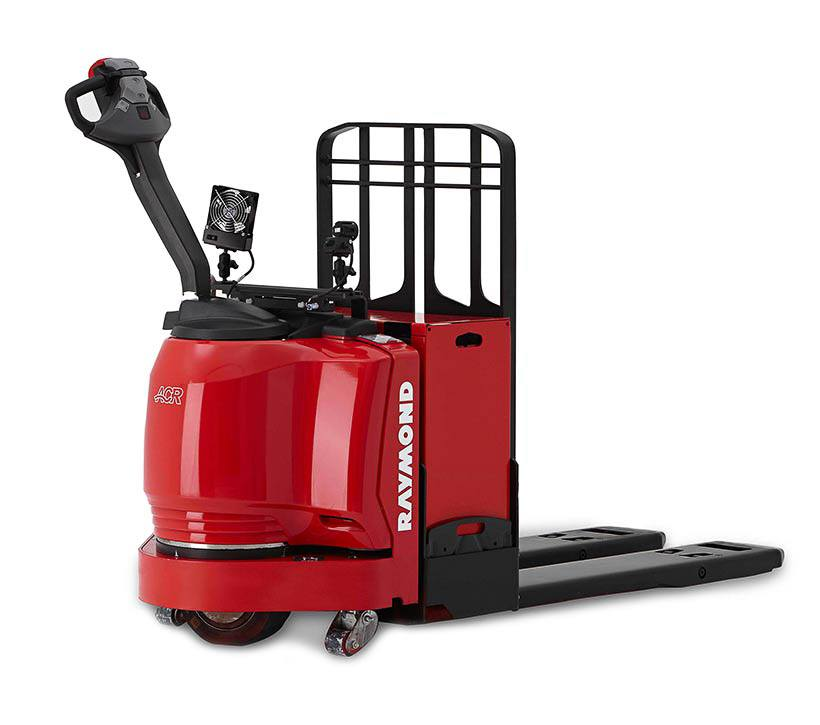 Raymond Heavy-Duty Electric Walkie Pallet Truck
