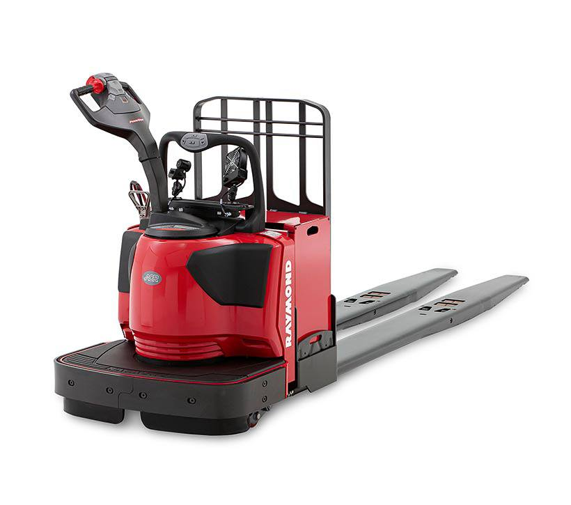 Raymond Electric Riding Pallet Jack