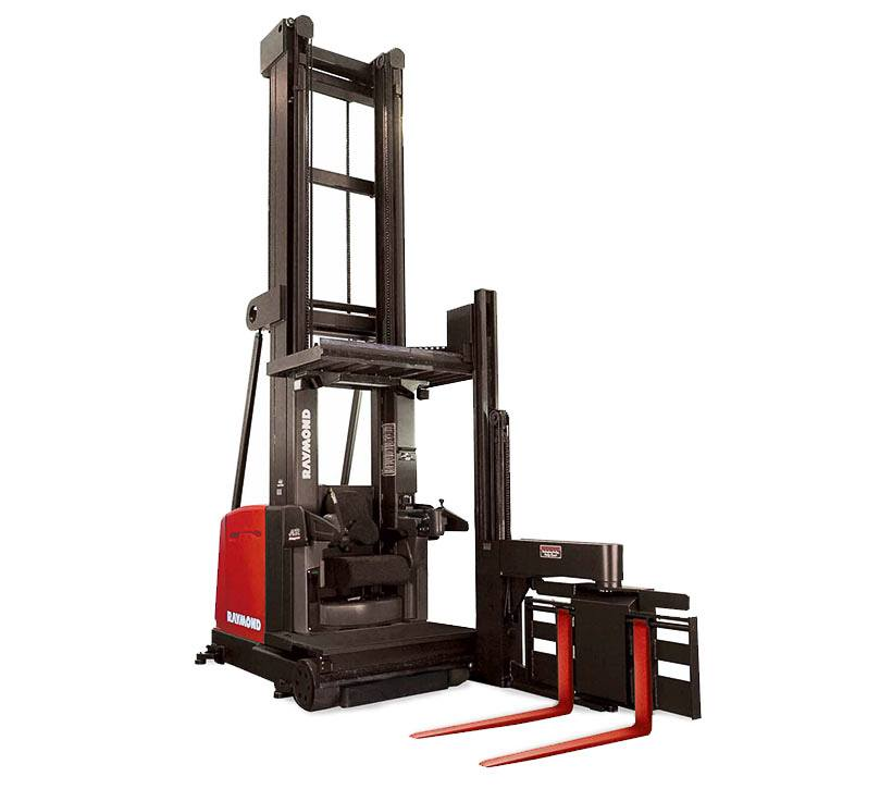 Raymond Swing Reach Truck