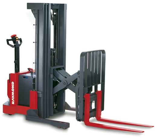 Raymond RRS Walkie Reach Stacker Truck