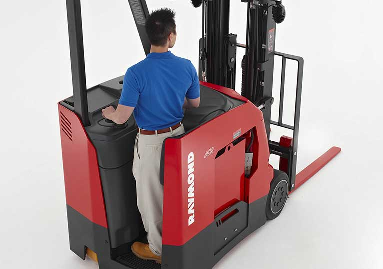 Raymond Stand Up Forklifts | Stand Up Forklift
