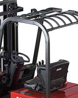 Raymond 4450 Sit Down Counterbalanced Forklift