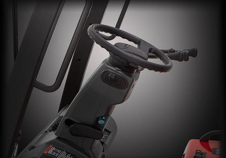 Raymond forklift steering column