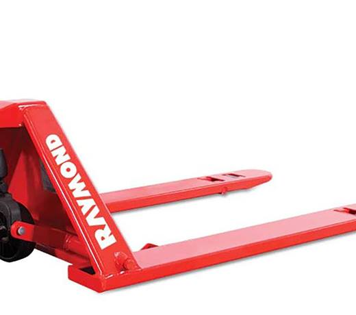 Raymond LCU4W 4-Way Entry Pallet Truck