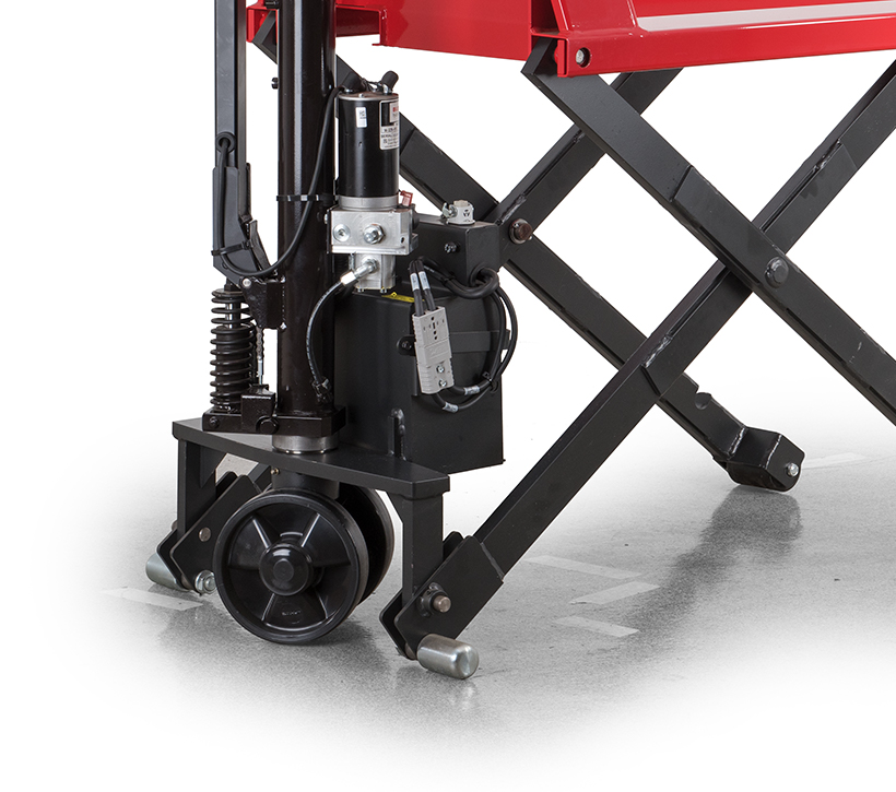 Raymond RG30 Ergonomic Skid Lifter Power Pack