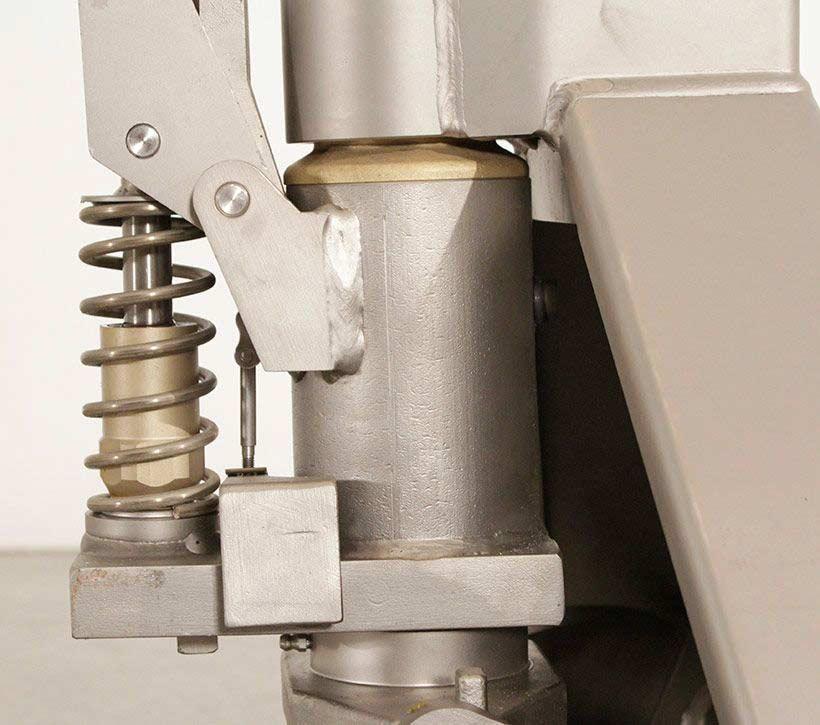Raymond SS45 Hand Pallet Jack Stainless Steel Lift Pump