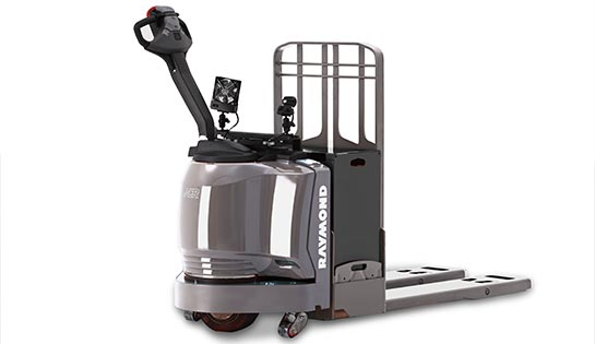 Raymond 8310 Walkie Pallet Truck Extreme Environment Corrosion Package