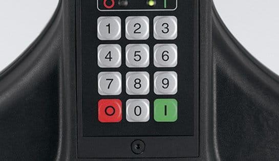 Raymond 8310 Walkie Pallet Truck Pin Code Pad
