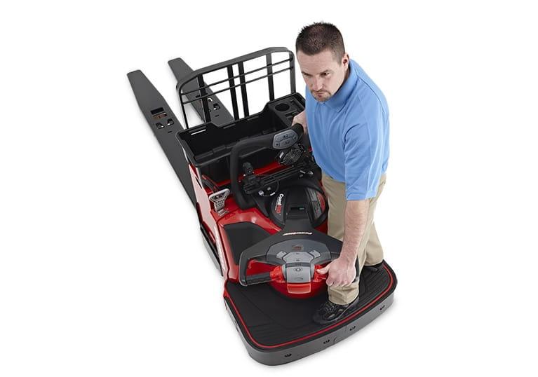 Electric Pallet Jack | Walkie Rider Forklift | Pallet Jack