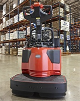 Raymond 8510 Electric End Rider Pallet Truck