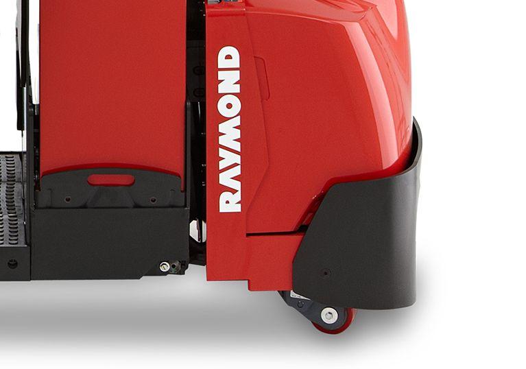 Raymond 8510 Center Rider Pallet Truck Heavy-Duty Components