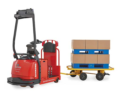 Raymond Courier Automatic Forklift