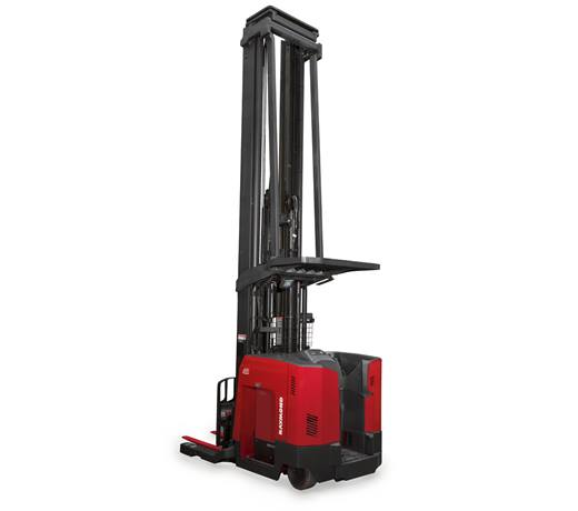 high capacity reach truck, reach fork truck