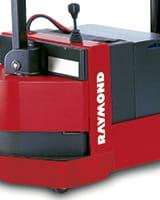 Raymond walkie pallet stacker