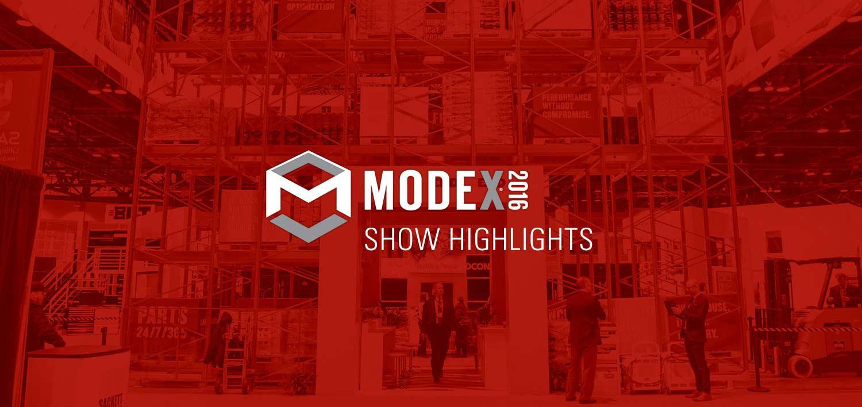 Raymond at Modex 2016
