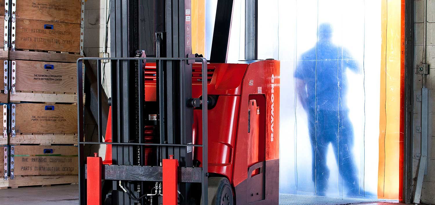 Raymond iWAREHOUSE, forklift fleet management, lift truck optimization