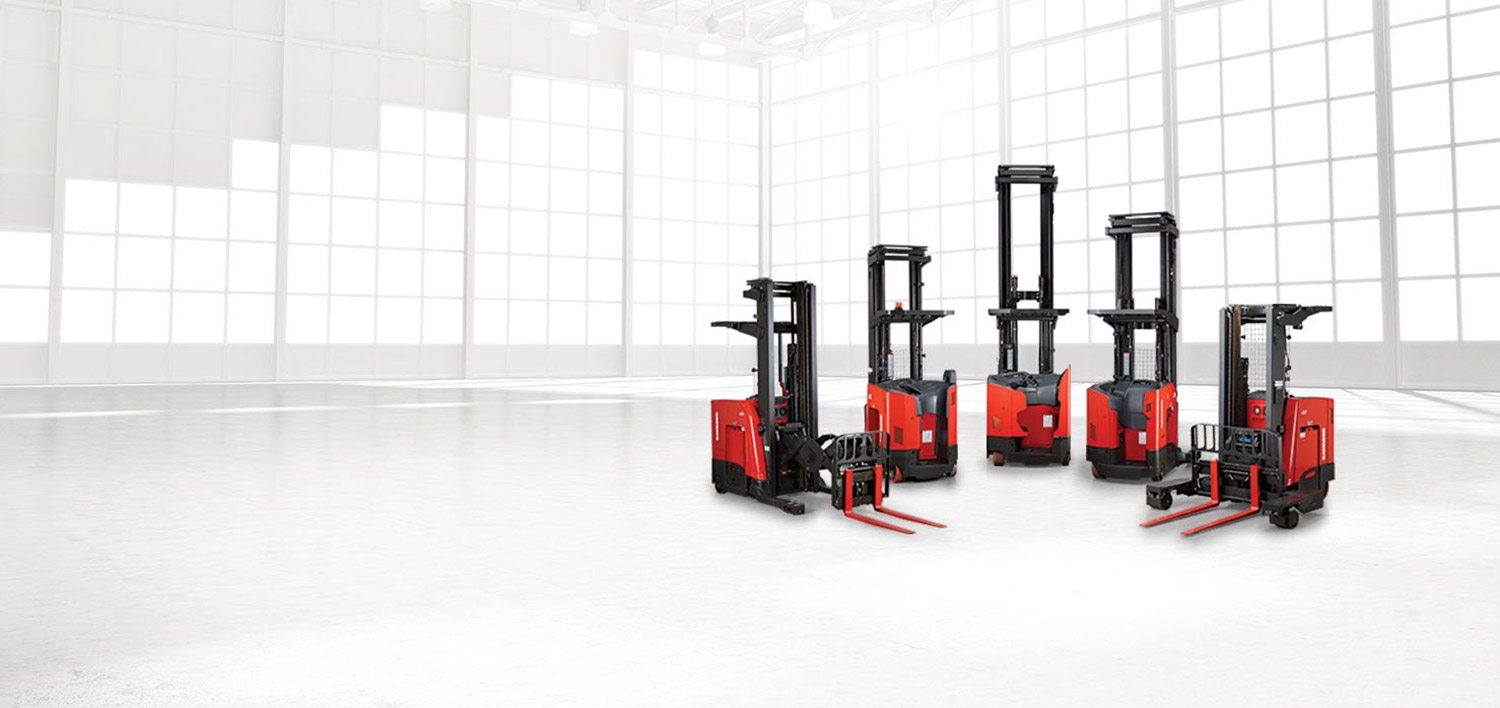 Raymond 7000 Series Reach Trucks