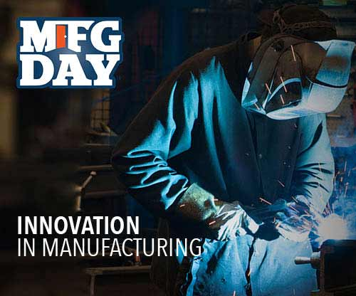 Forklift Manufacturer, Raymond, Manufacturing Day 2016