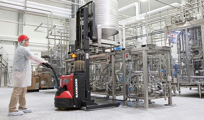 Raymond solutions for food processing