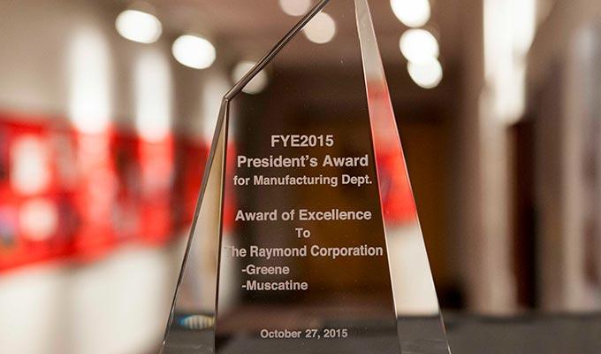 Raymond Awards