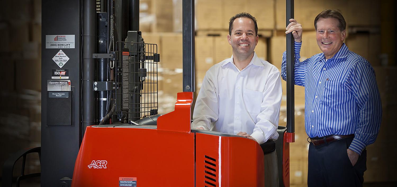 Pacific Coast Warehouse Raymond Success Story