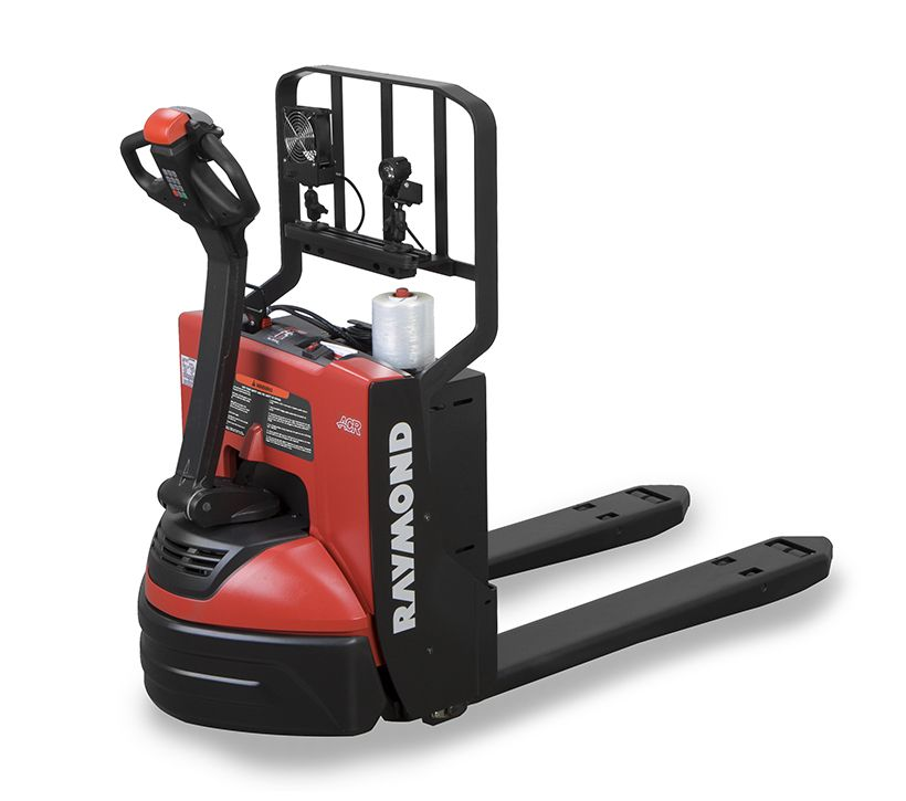 Raymond 8310 electric walkie hand pallet truck