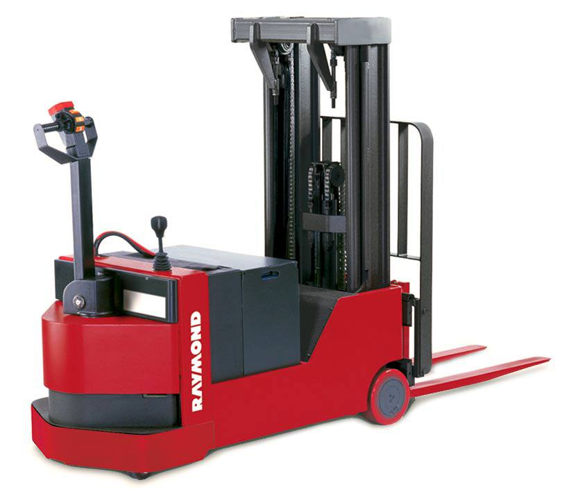 Raymond Walkie Counterbalanced Stacker