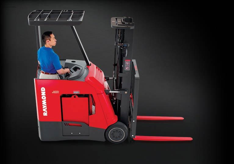 Raymond 4150 Stand Up Counterbalanced Truck