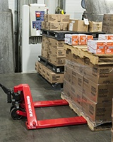 Raymond Hand Pallet Trucks Special Application Models