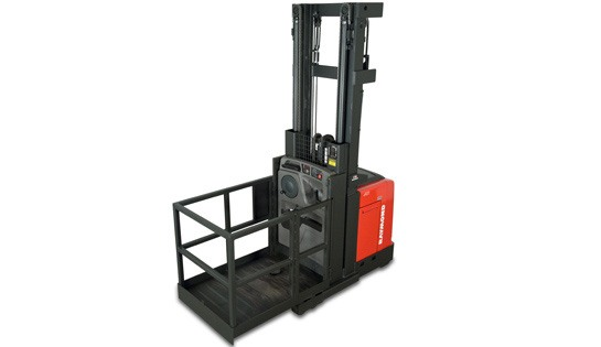 Raymond 5000 Series Order picker maintenance platform vehicle