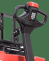 Raymond 8210 Electric Motorized Pallet Jack Pin Code Pad