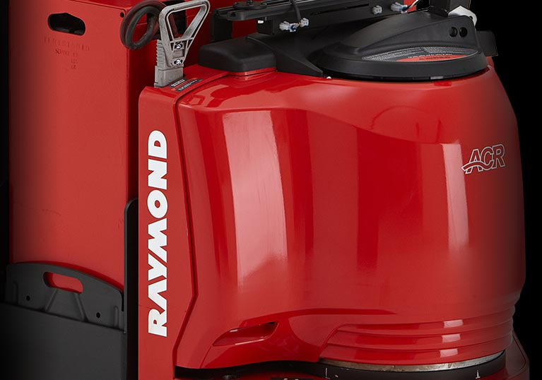 Raymond 8310 Walkie Pallet Truck Removable Cover Access