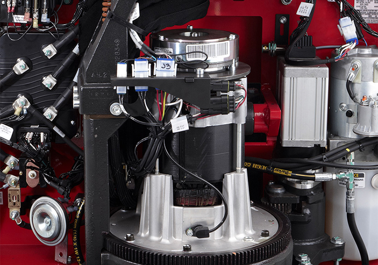 Raymond 8000 Series Pallet Trucks AC Motor