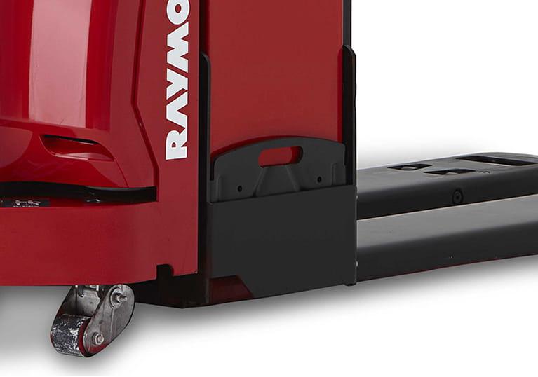 Raymond 8310 Walkie Pallet Truck Heavy-Duty casters