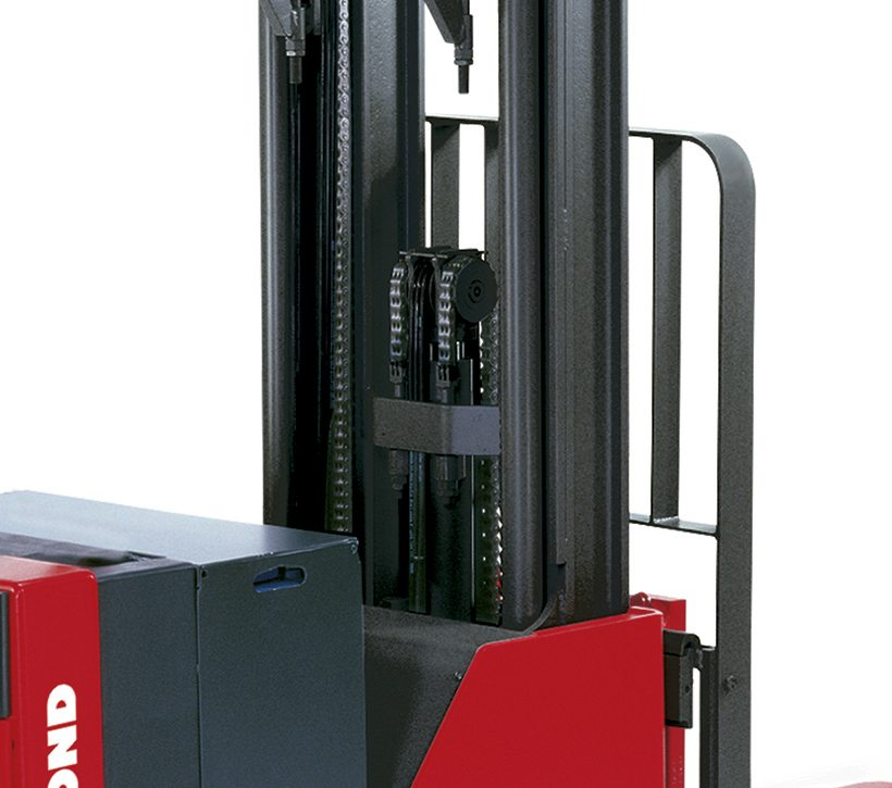 Raymond Walkie Counterbalanced stacker Pallet Stacker truck