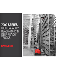 high capacity reach trucks brochure