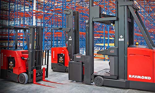 Raymond Equipment Leasing
