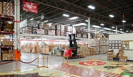 Rawlings Sporting Goods - Heubel and Raymond Customer Success Story