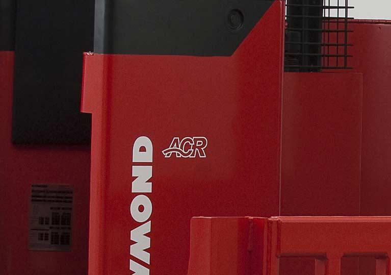 Raymond Sideloader ACR System